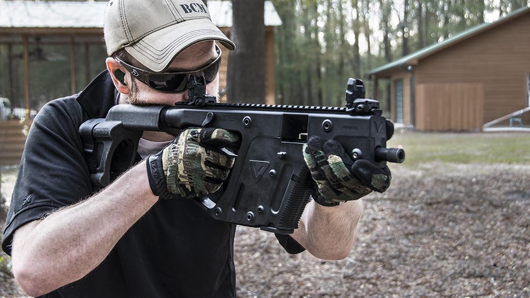 Kriss Vector Gen 2 SDP, 10mm, action