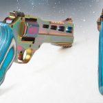 Chiappa Nebula Rhino Revolver, Chiappa Rhino Nebula, stars
