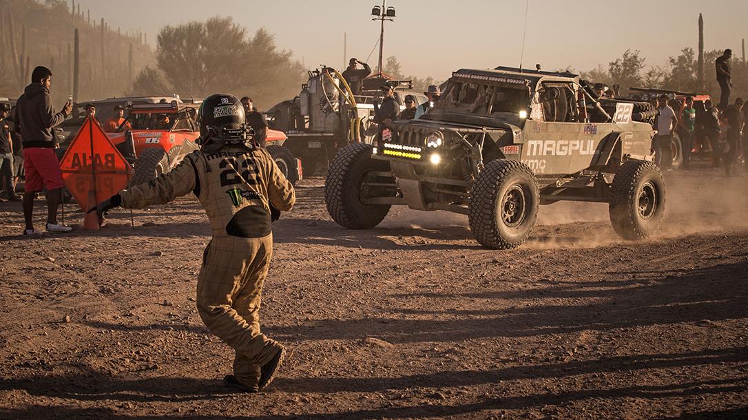 Magpul, Firearms Industry, Baja race