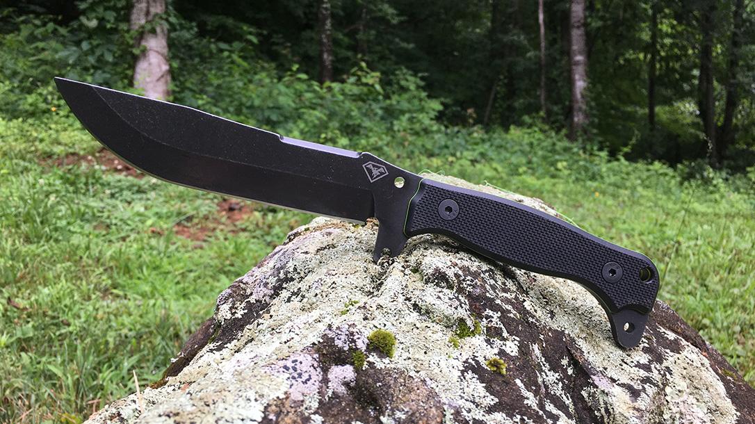 DoubleStar Pathseeker, Hakim Isler, knife