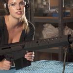 Serbu BFG-50A rifle review, Jenna Holt
