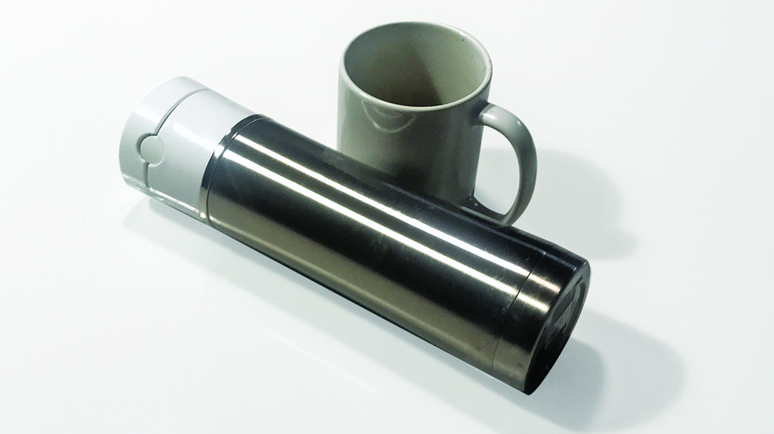 Thermos, Improvised Weapons