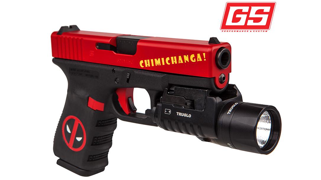 Custom Glock Builds, GlockStore, Deadpool