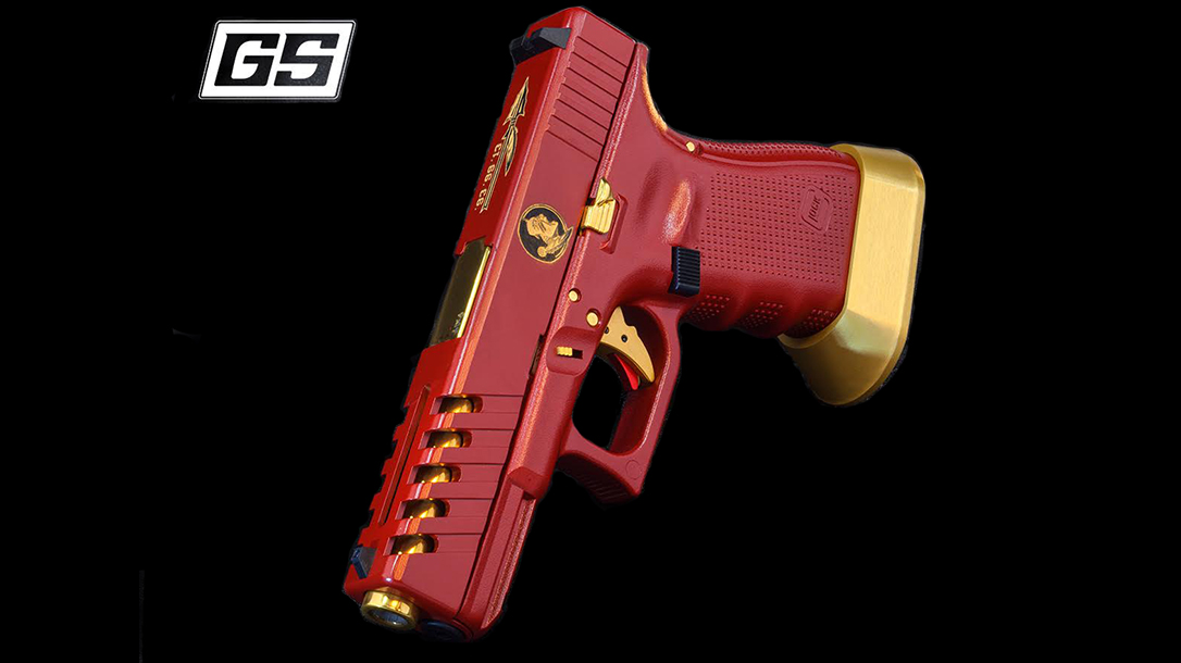 Custom Glock Builds, GlockStore, Florida State University