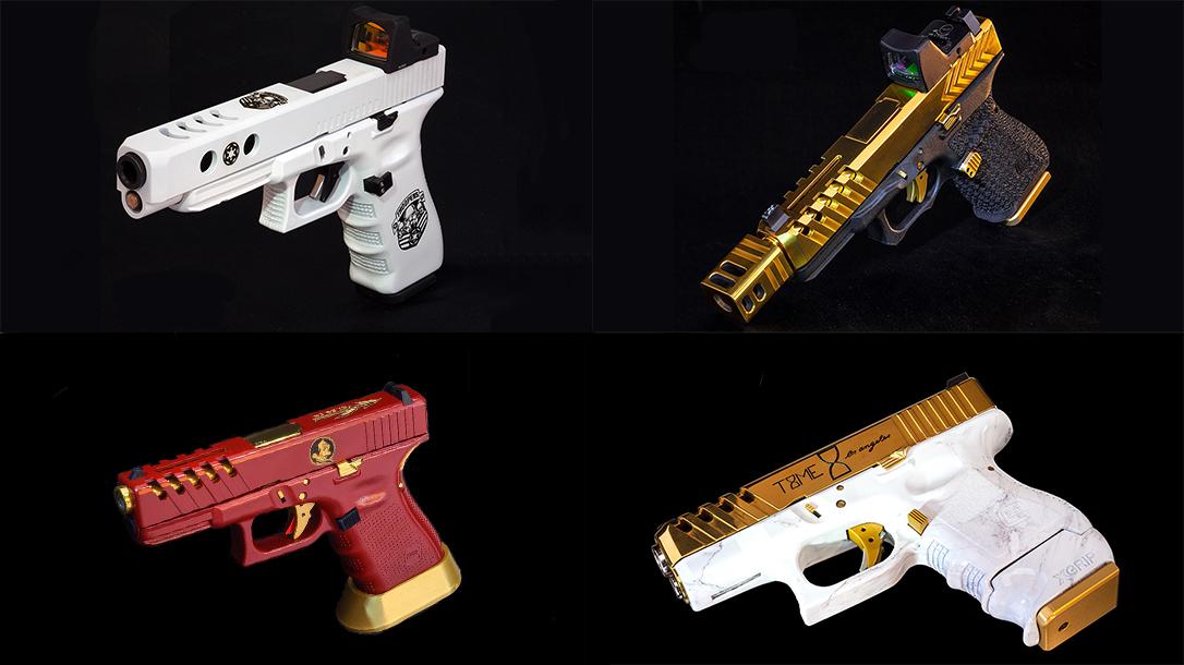 Custom Glock Builds, GlockStore, pistol customization