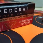.224 Valkyrie, federal ammunition