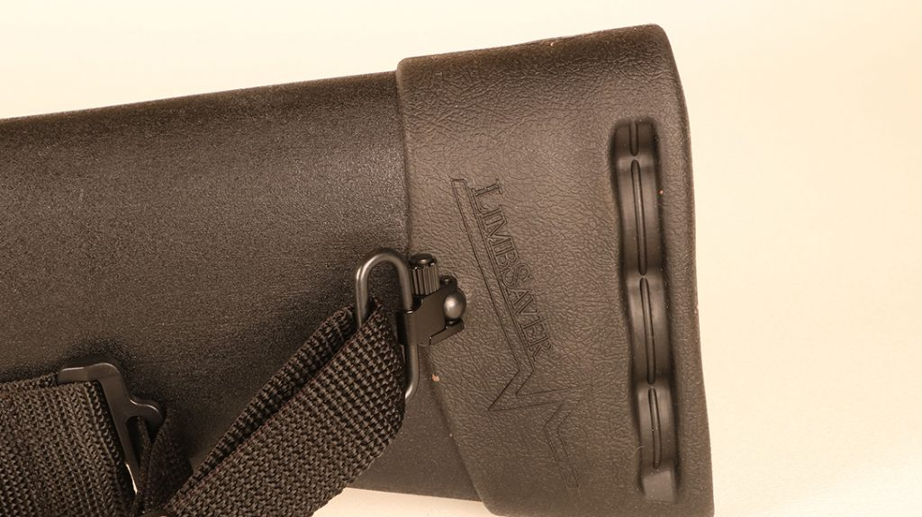 Limbsaver recoil pad from Brownells