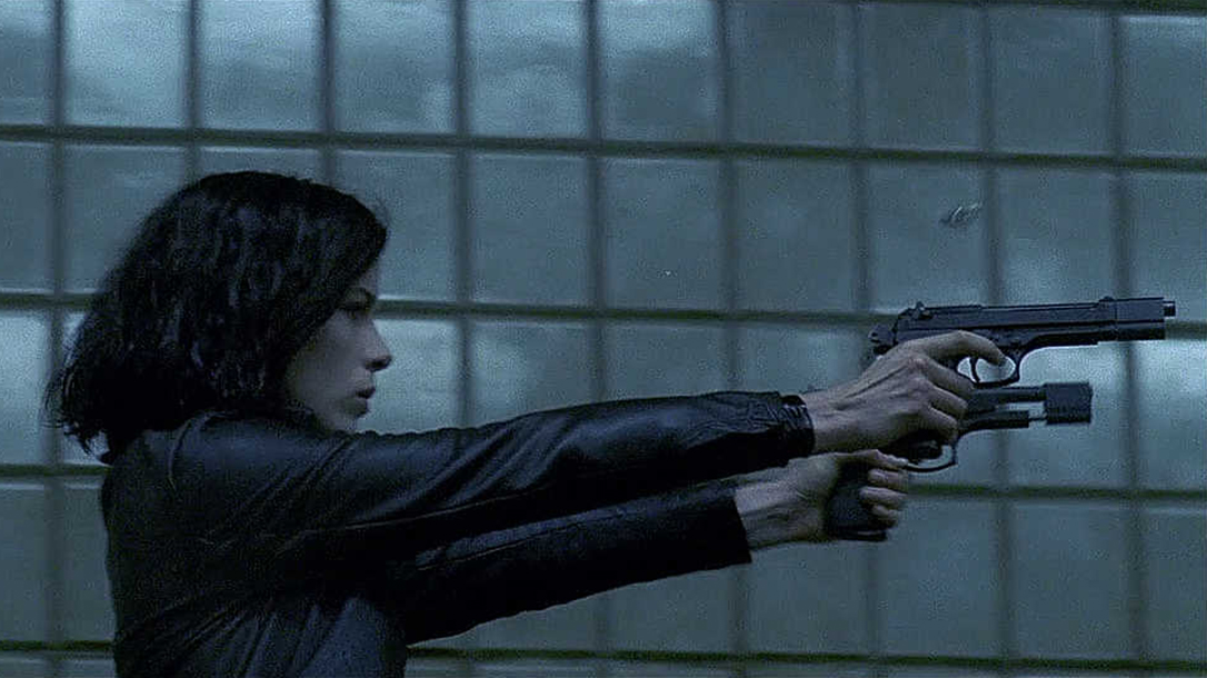 guns in movies, Beretta 92FS, Underworld
