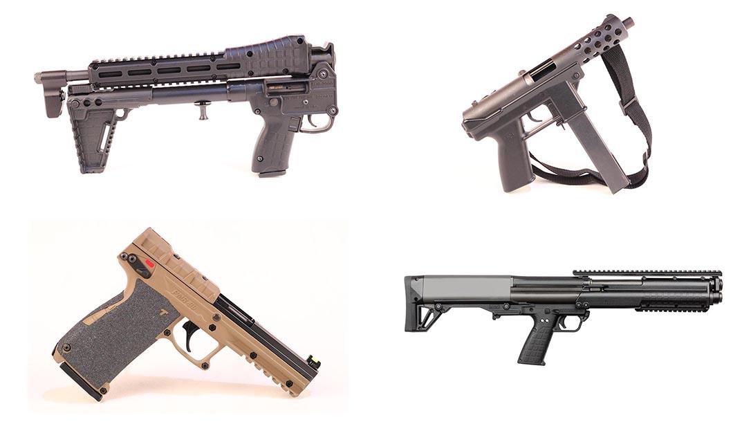 Kel Tec, Kel-Tec Firearm Innovation, Kel Tec SUB2000, Kel Tec KSG, Kel Tec PMR 30, Kel Tec guns