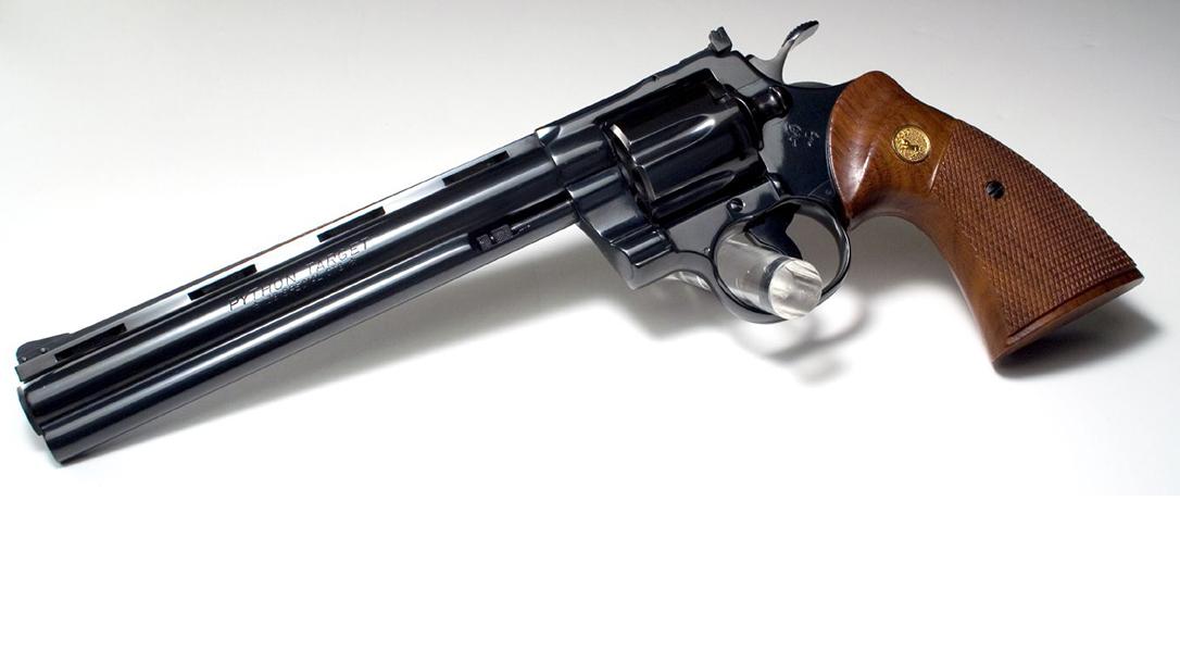 Rare Guns, Colt Python