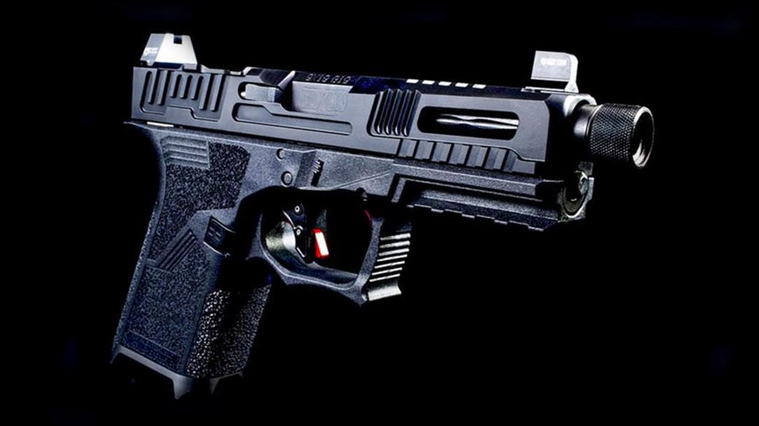 Faxon FX-19 Hellfire, pistols, Faxon