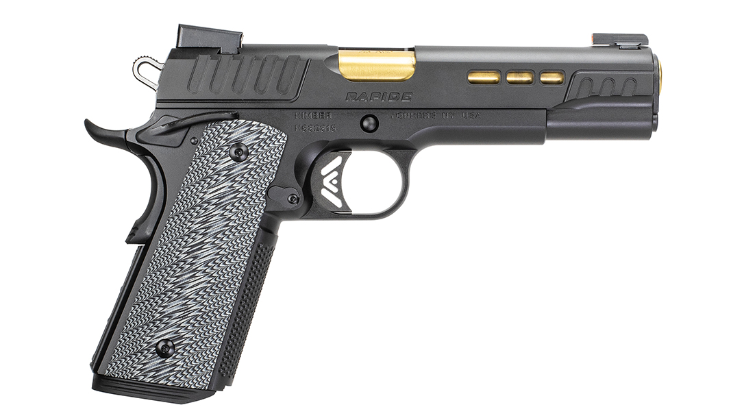 Kimber Rapide, Kimber, pistols