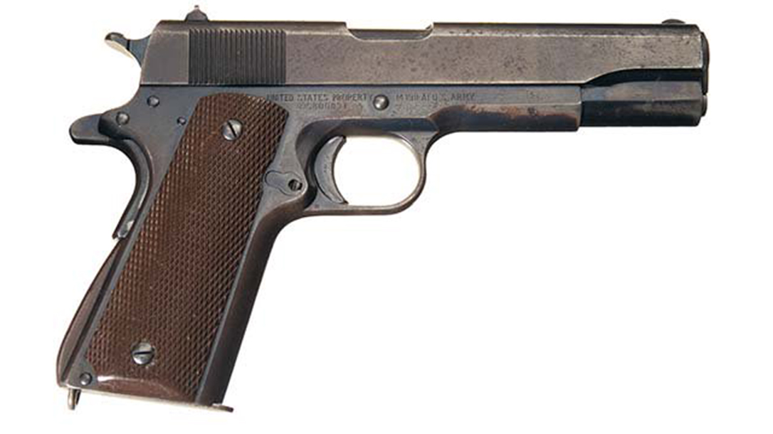 Singer 1911, rare guns