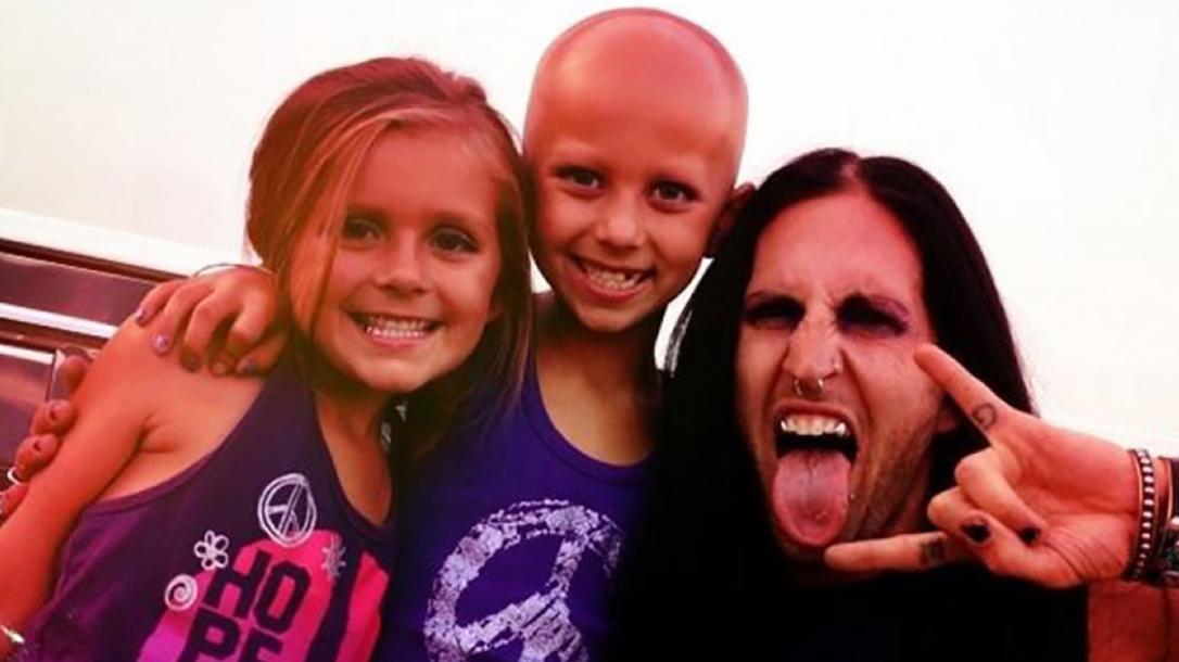 Pop Evil Bassist Matt DiRito, cancer support