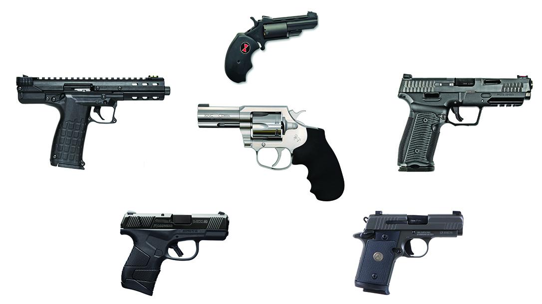 SHOT Show 2019 best handguns, new handguns 2019