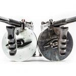 Custom Auto Ordnance Thompson 1927-A1s, Auto Ordnance Tommy Guns, drum
