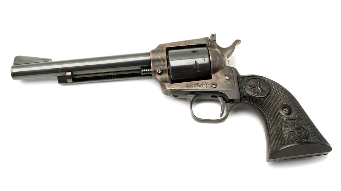 Colt New Frontier, Colt, revolvers