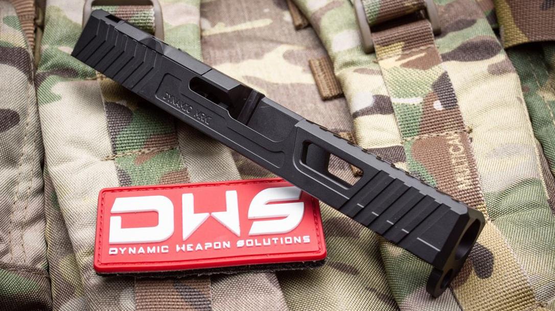 Dynamic Weapon Solutions MRK I Aggressor Glock slide