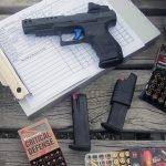 Q5 Match at the Range, Pistols