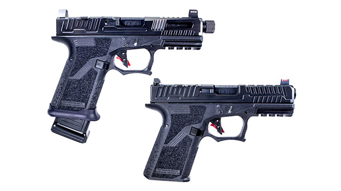 Faxon F-19 Pistols