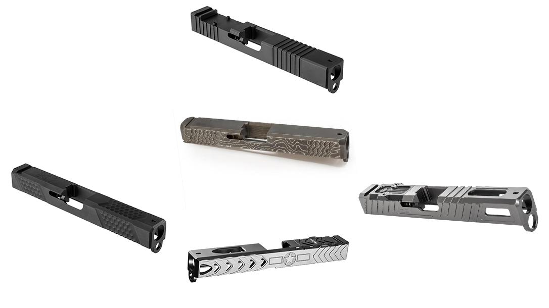 Best Aftermarket Glock Slides