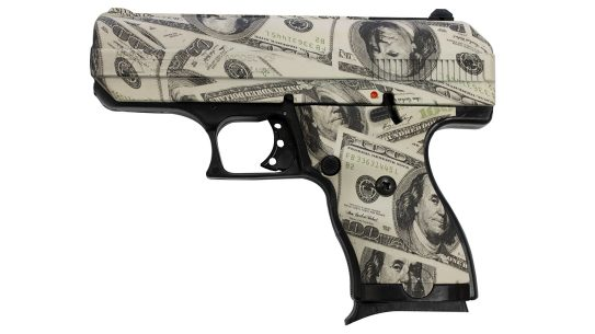 Hi-Point C9 Hundred Dollar Bill