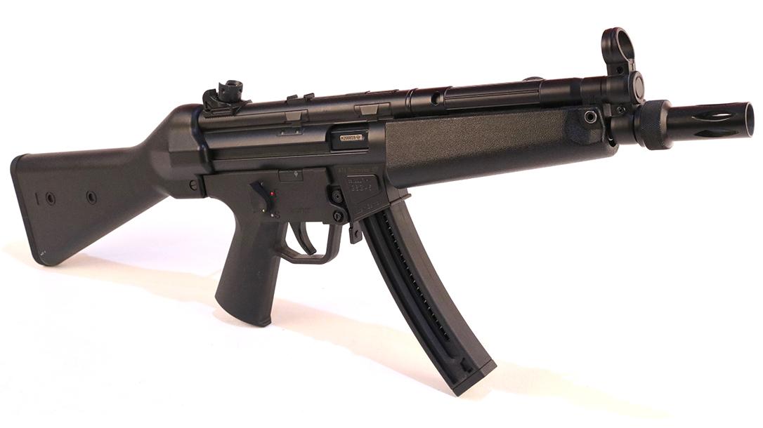 Form 1 GSG-5 .22-caliber MP5 clone