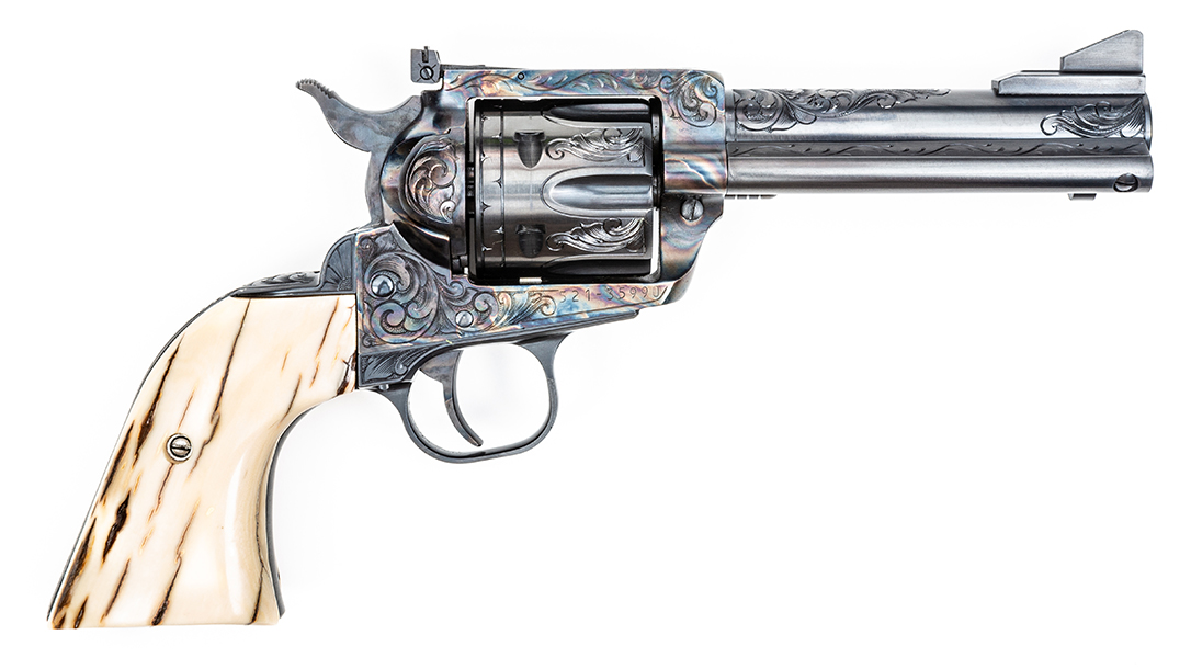 Ruger Blackhawk in .45 Colt, Ruger, revolver