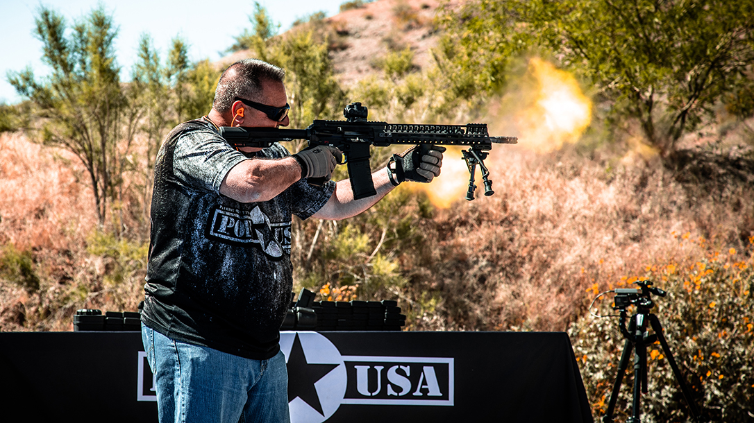POF P415 Torture Test, Hornady Fronter Ammo, Giveaway, Frank