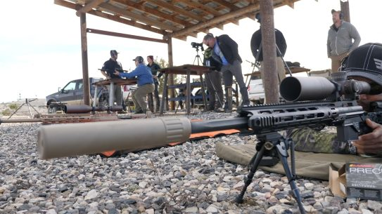 Remington Defense M2010 Sniper Rifle Test