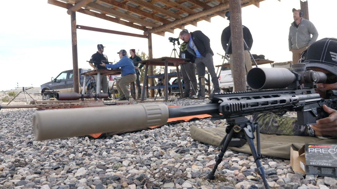 Remington Defense M2010 Sniper Rifle Test