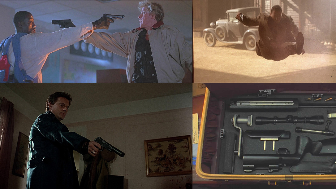Movie Gun Myths, movies, Hollywood