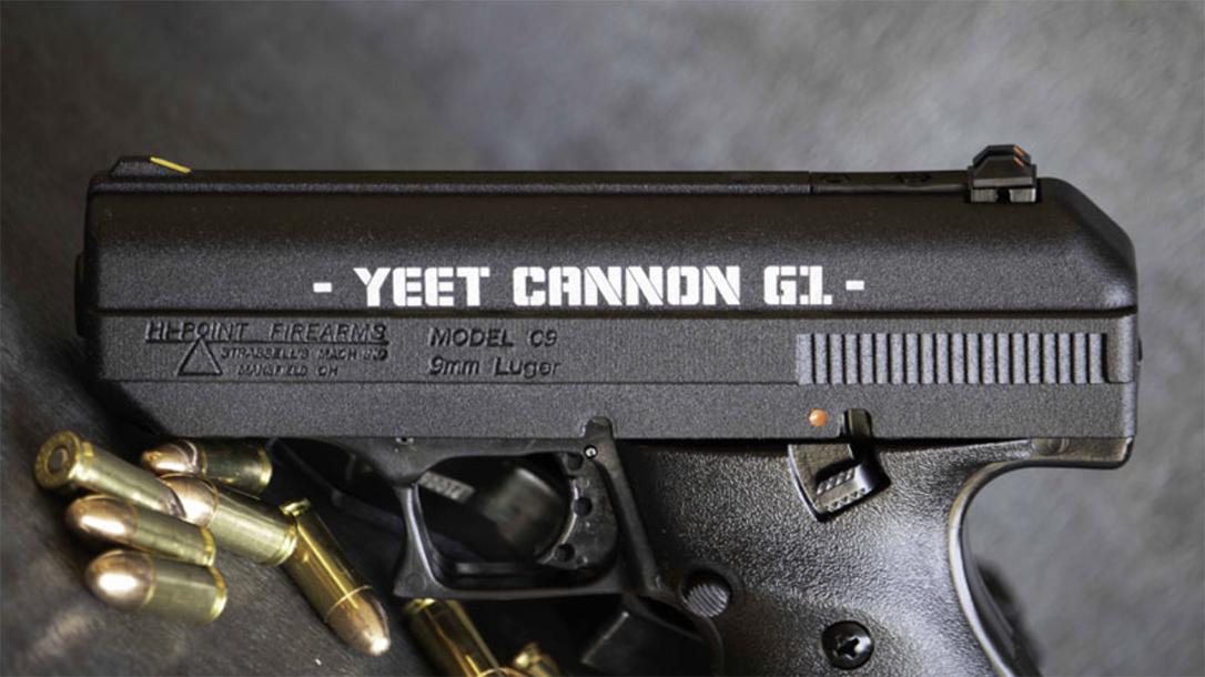 Yeet Cannon G1 Slide
