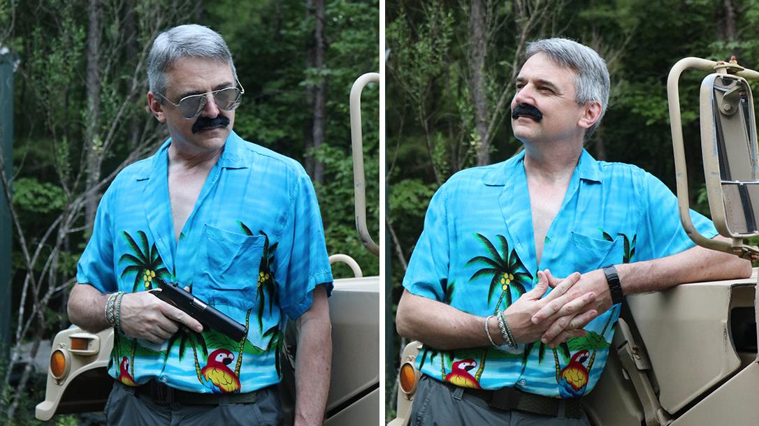 Magnum PI Hawaiian Shirt