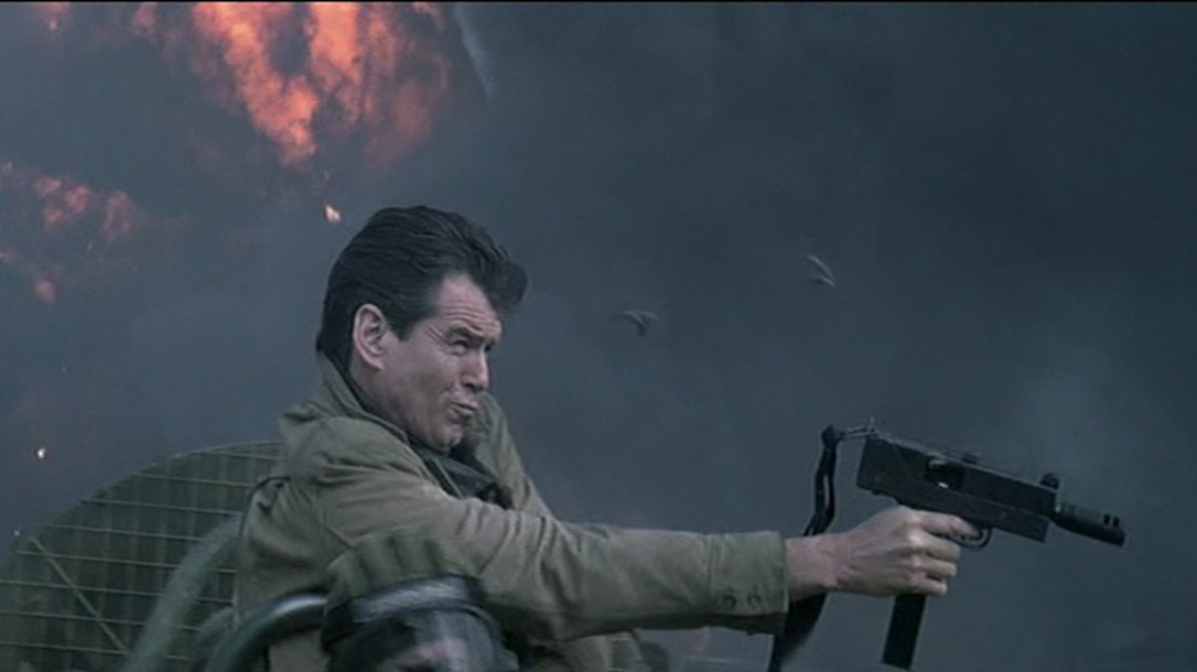 Die Another Day, Mac-10