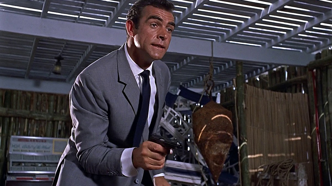 Dr. No, Walther PPK