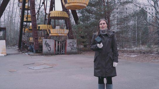 FLIR identiFINDER R440 Chernobyl