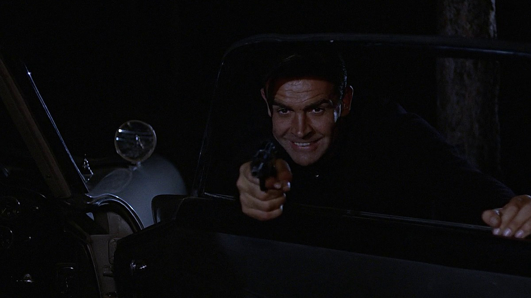 Goldfinger, Walther P38