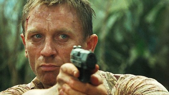 Daniel Craig, Casino Royale, Walther P99