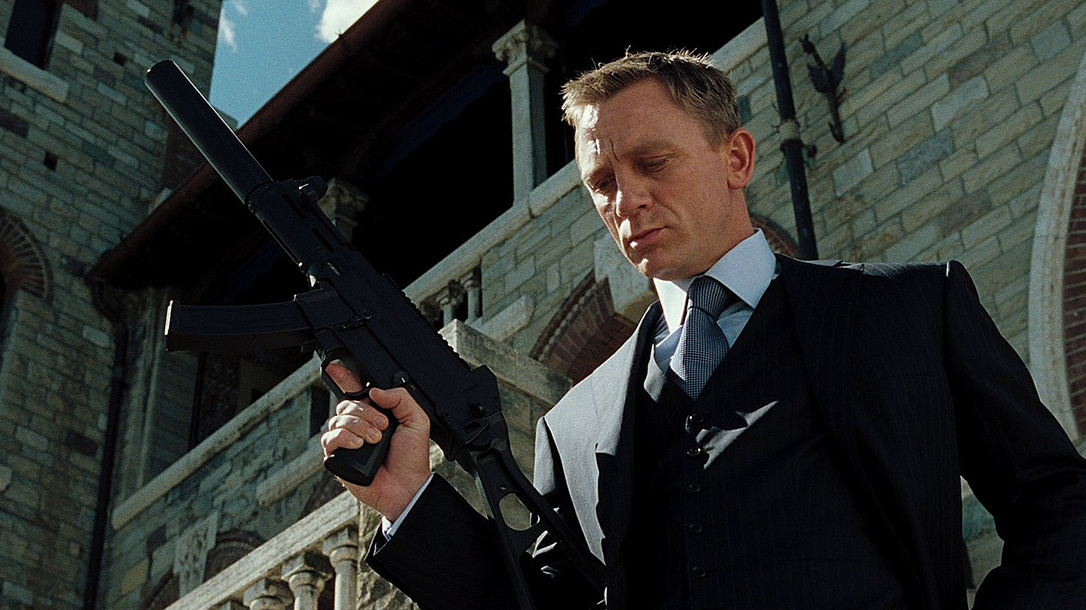 Casino Royale, H&K UMP-9