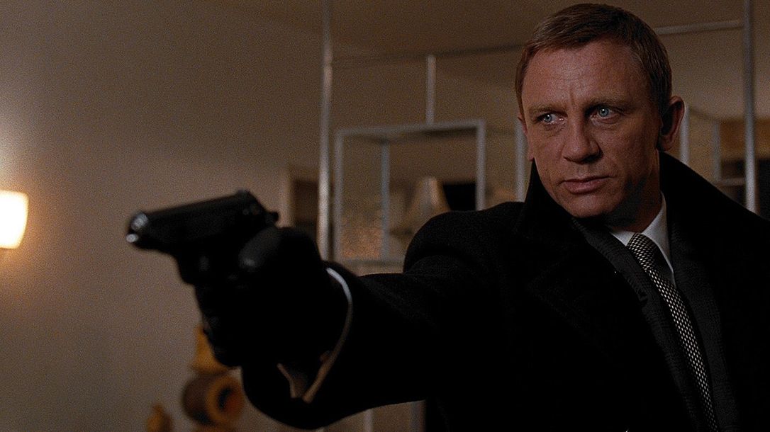 Quantum of Solace, Walther PPK