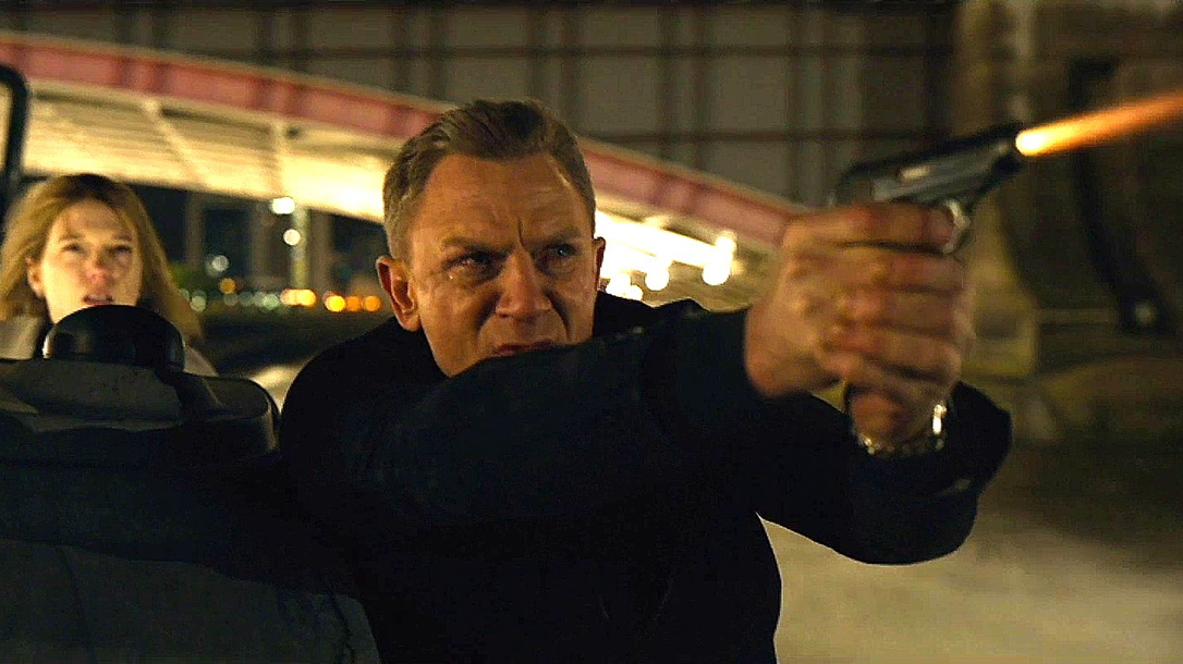 Spectre, Walther PPK