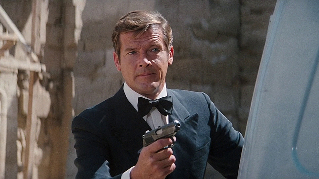 The Spy Who Loved Me, Walther PPK