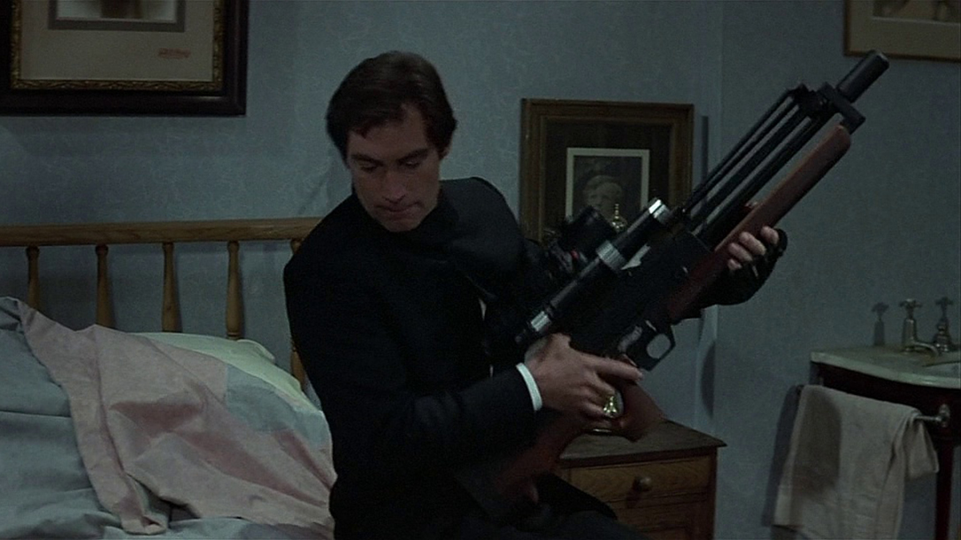 The Living Daylights, Walther WA 200 Sniper Rifle
