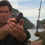 Pierce Brosnan, James Bond, Tomorrow Never Dies, Walther P99