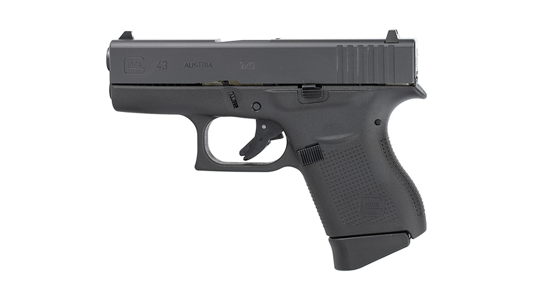 G43, top Glock, concealed carry