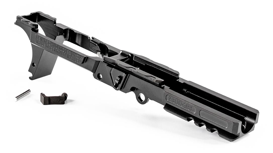 ZEV Modular Build Kit black right