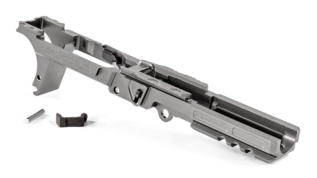ZEV Modular Build Kit gray right