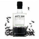 Anty Gin, bottle, strange alcohol