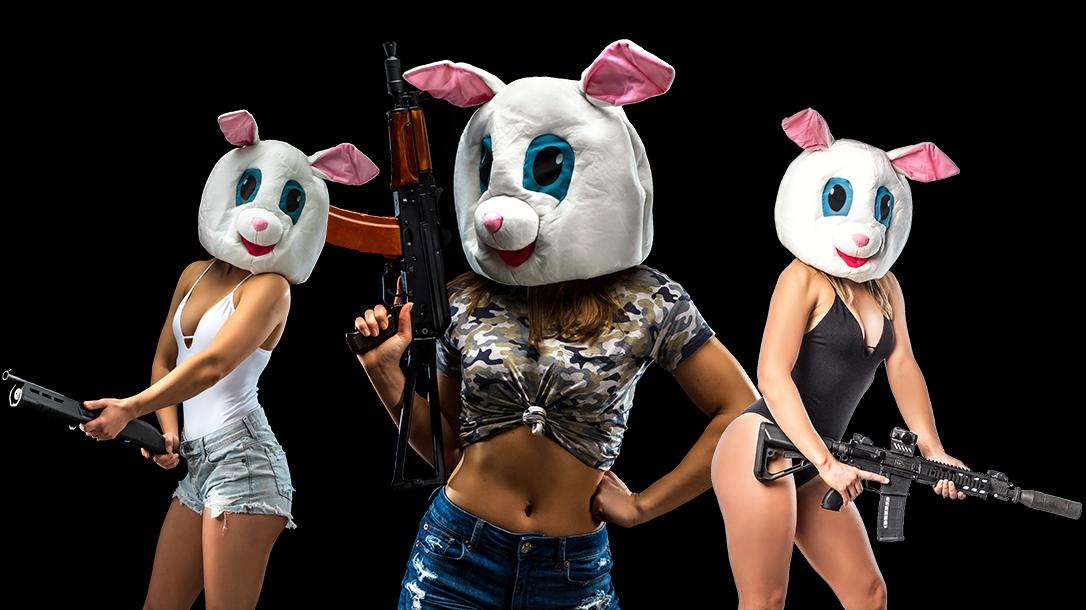Gunn Bunny, trio, lead